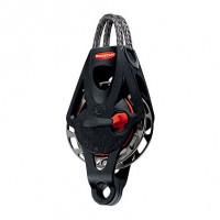 Ronstan Orbit Block Serie 55 RT - einscheibig mit Looptop und Hundsfott, auto & manuell