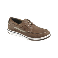 Sebago Triton Three-Eye Bootsschuh Herren walnut leather