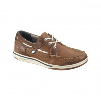 Sebago Triton Three-Eye Bootsschuh Herren british tan/brown leather