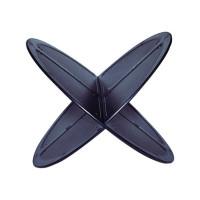 Ankerball - Kunststoff schwarz