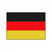Deutschlandflagge - 70 x 100cm