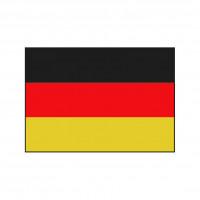 Deutschlandflagge - 30 x 45cm