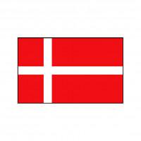 Nationalflagge Dänemark - 30 x 45cm