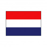Nationalflagge Niederlande - 20 x 30cm
