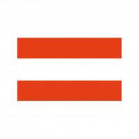 Nationalflagge Österreich - 20 x 30cm