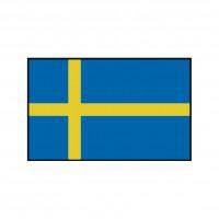 Nationalflagge Schweden - 30 x 45cm