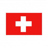 Nationalflagge Schweiz - 30 x 45cm