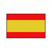 Nationalflagge Spanien - 20 x 30cm