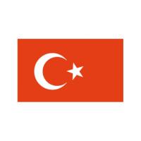 Nationalflagge Türkei - 30 x 45cm