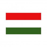 Nationalflagge Ungarn - 30 x 45cm