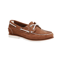 SALE: Timberland Classic Boat Unlined Bootsschuh Damen medium brown