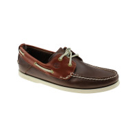 SALE: Timberland Heritage Boat Bootsschuh Herren potting soil