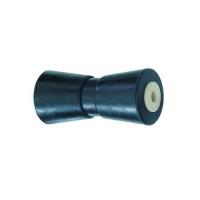V-Kielrolle Gummi - Länge 200mm