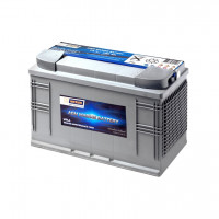 Vetus AGM Marine Bootsbatterie - 100 Ah