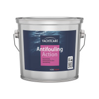 Yachtcare Action Antifouling - weiß, 2500ml