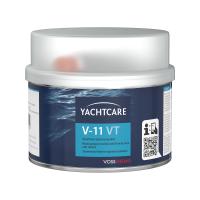 Yachtcare V-11 VT 2K Glasfaser-Spachtelmasse braun - 400g
