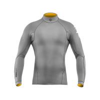 SALE: Zhik Superwarm Top Neopren-Shirt langarm Herren grau