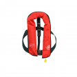 12skipper Rettungsweste 165N ISO mit manueller Auslösung, rot