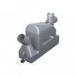 Vetus Wassersammler für Auspuffschläuche mit 40-50mm Innendurchmesser, Kapazität 4,3l