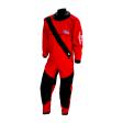 Dry Fashion Profi-Sailing Regatta Trockenanzug atmungsaktiv Unisex rot