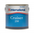 International Cruiser 250 Antifouling - marineblau, 2500ml