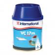 International VC 17m Extra Antifouling - graphit 2000ml