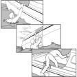 Lalizas Safe Up Sicherheitsleiter - 5 Stufen
