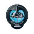 Plastimo Kompass Contest 101 - schwarz, mit schwarzer Rose