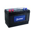 Talamex Bootsbatterie Nautic, Semi Traktion, 105Ah