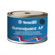 RESTBESTAND: Veneziani Gummipaint Antifouling für Schlauchboote - schwarz, 375ml