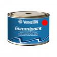 RESTBESTAND: Veneziani Gummipaint Bootslack für Schlauchboote - rot 311, 375ml
