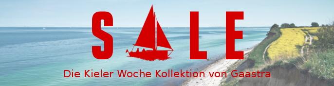 Sale Sonderaktionen Gaastra Kieler Woche