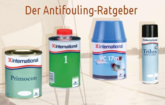Antifouling-Ratgeber