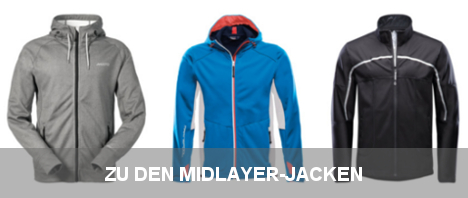 Midlayer Segeljacken